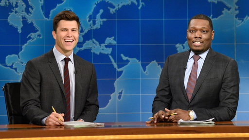 Saturday Night Live S42E22 Weekend Update: Thu, Aug 10, 2017
