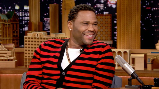 The Tonight Show Starring Jimmy Fallon S04E188 Anthony Anderson, Terry Gross, Kesha