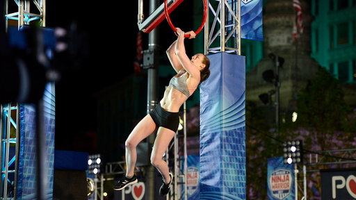 American Ninja Warrior S09E10 Cleveland City Finals