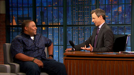 Late Night with Seth Meyers S04E148 Kenan Thompson, Leah Remini, Bryan Fogel
