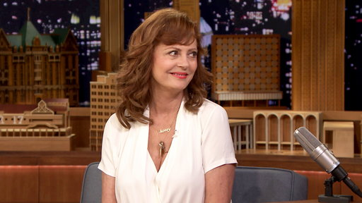 The Tonight Show Starring Jimmy Fallon S04E190 Susan Sarandon, Riz Ahmed, Chord Overstreet