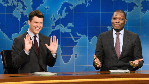 Saturday Night Live S42E23 Weekend Update: Thu, Aug 17, 2017