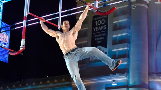 American Ninja Warrior S09E11 Kansas City City Finals