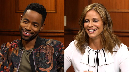 Larry King Now S06E14 Jay Ellis & Andrea Savage on Success and Failure