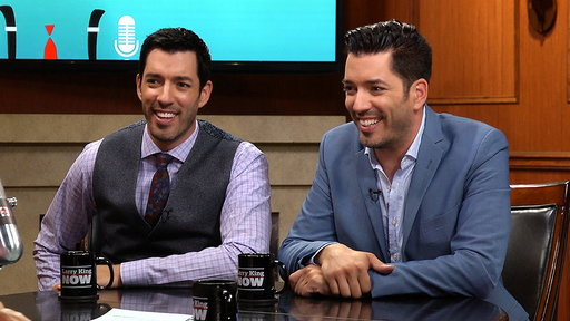 Larry King Now S06E19 Drew and Jonathan Scott on 'Property Brothers' & Family