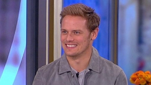 S21E3 Caitriona Balfe and Sam Heughan Preview 'Outlander' Season 3 on The View