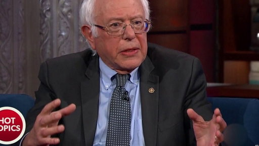 S21E4 Bernie Sanders To Hillary Clinton: Get Over 2016 Election!