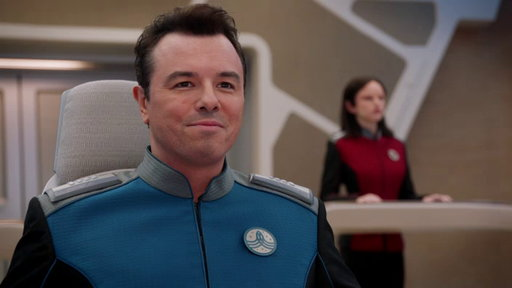 S01E01 The Orville Sets Course To The Next Destination