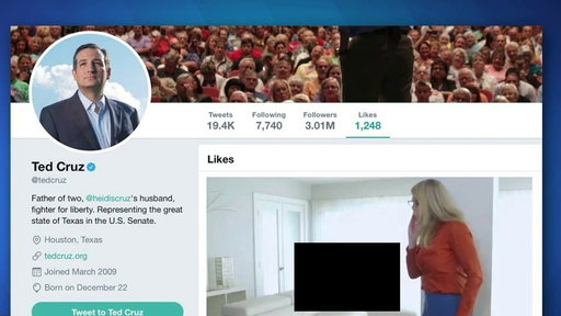 S21E6 Ted Cruz 'Likes' Porn Clip: The View Co-hosts Give Their Take