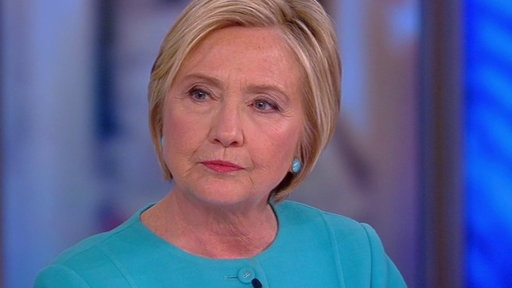 S21E7 Hillary Rodham Clinton Reacts To Election Loss on The View