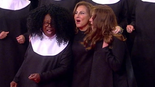 S21E8 'Sister Act' 25 Year Reunion Performance