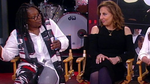 S21E8 'Sister Act' Cast Reunites on The View