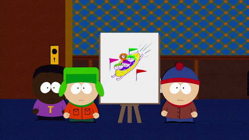 "S04E02 The ""Free Eric Cartman Now"" Committee"