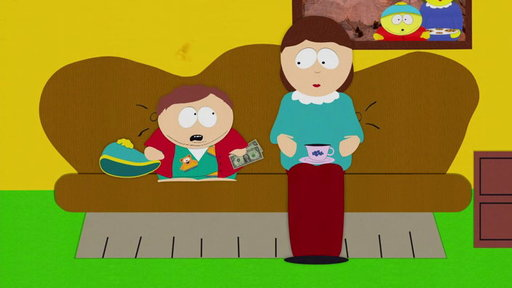 S04E01 The Tooth Fairy Visits Cartman