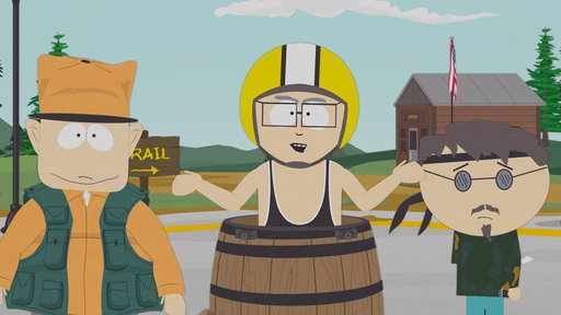 S19E02 Garrison Rallies His Supporters