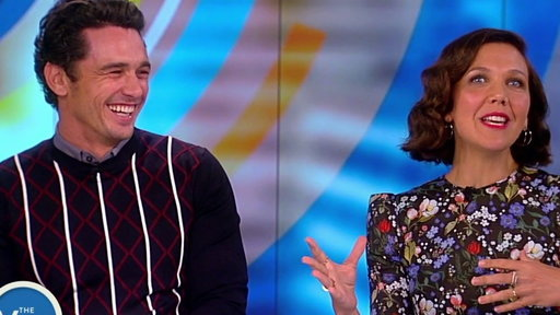 S21E9 James Franco and Maggie Gyllenhaal Discuss 'The Deuce' on The View