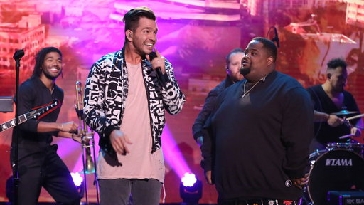 S4E203 Andy Grammer ft. LunchMoney Lewis: Give Love