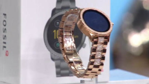 S0E0 4 lucky TODAY viewers will win Fossil smartwatches