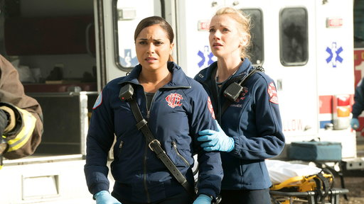 S05E22 First Look: Chicago Fire Returns for Season 6