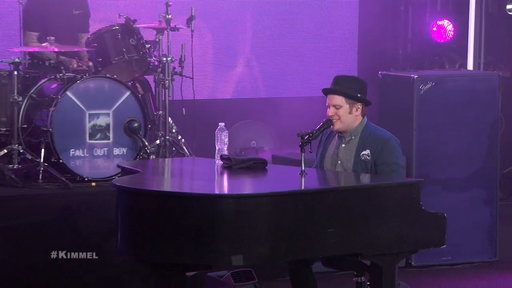 """S15E116 Fall Out Boy Performs """"The Last of the Real Ones"""""""