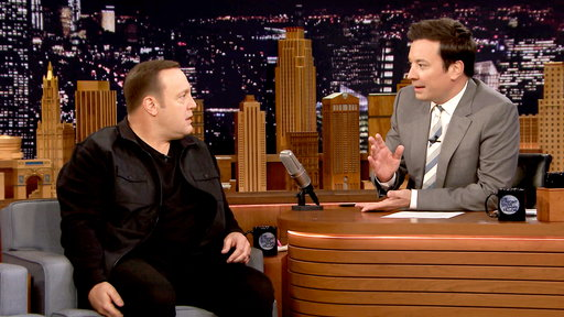 The Tonight Show Starring Jimmy Fallon S04E205 Kevin James, Ilana Glazer, Rudimental ft. James Arthur