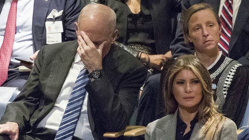 S21E12 The View Hot Topic: General Kelly Reacts to Trump's U.N. Speech