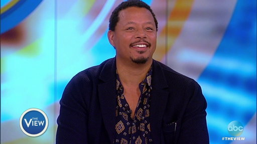 S21E12 Terrence Howard Previews 'Empire' Season 4 on The View