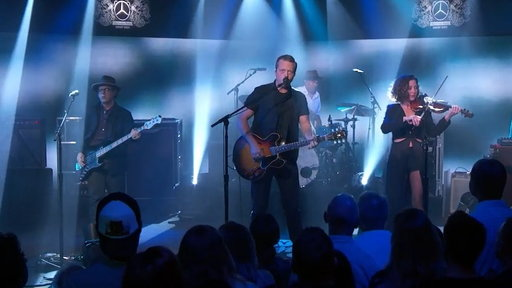 """S15E117 Jason Isbell and the 400 Unit Perform """"Cumberland Gap"""""""