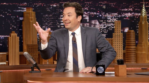S4E206 Paul McCartney Sang Happy Birthday to Jimmy Fallon Mid-Concert