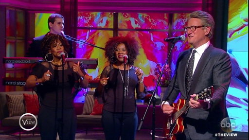 S21E13 Scarborough Performs 'Time Rolls On' on The View