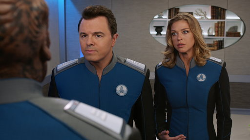 The Orville S01E03 About a Girl