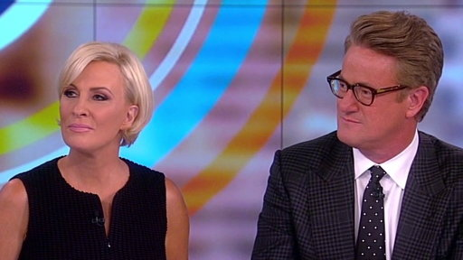 S21E13 Mika Brzezinski and Joe Scarborough Talk Mueller Investigation,'Know Your Value' Event