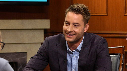 Larry King Now S06E27 Justin Hartley on 'This is Us,' Soaps, & Getting Married