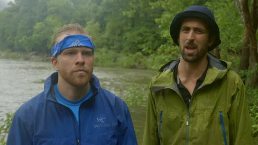 Rock the Park S04E01 New River Gorge National River