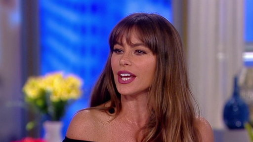 S21E17 Sofia Vergara Talks Hot Son, Empowering Underwear Line and 'Modern Family' on The View