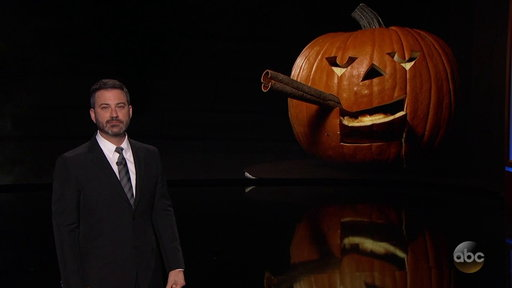 S15E122 Jimmy Kimmel Against the Pumpkin Spicing of America