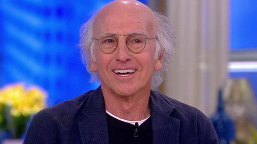 S21E18 Larry David Hates Public Displays of Affection and Has a Past With Joy Behar: The View