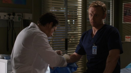 Season 14, Episode #0 Owen and Nathan's Heart-to-Heart Screenshot