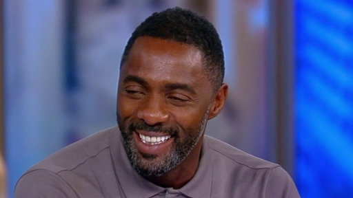 S21E21 Idris Elba on 'The Mountain Between Us' on 'The View'