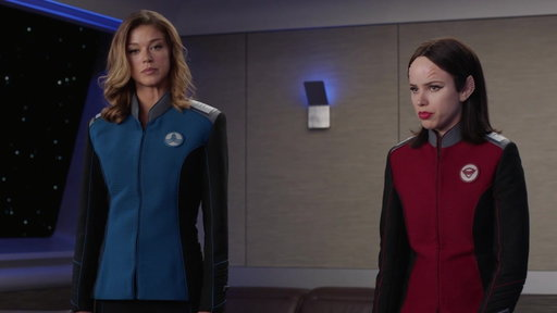 S01E05 Kelly & Alara Explain To Ed Why They Searched The Guest Room