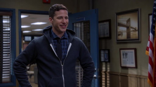 S05E03 Jake Gets Assigned to Desk Duty