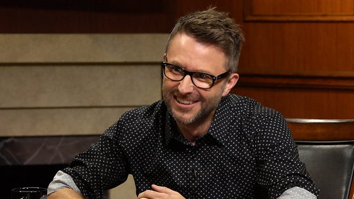 Larry King Now S06E33 Chris Hardwick on 'The Walking Dead,' His New Talk Show, & Marriage