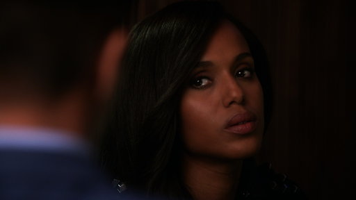 S07E01 Olivia Proves in Scandal Season 7 Premiere She Is the Boss!