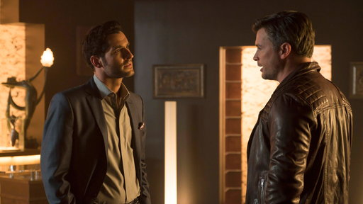 Lucifer S03E02 The One With the Baby Carrot