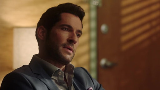S3E2 Lucifer Talks To Linda About The Sinnerman