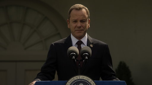 S02E03 President Kirkman Obtains More Medicine