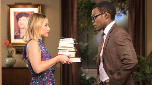 The Good Place S02E04 Existential Crisis