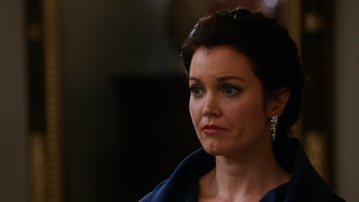 Season 7, Episode #2 Mellie Is a Lonely Single Female POTUS Screenshot