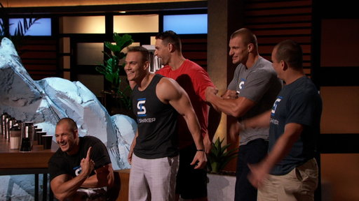 S9E4 The Gronks Challenge the Sharks to Game of Flip Cup
