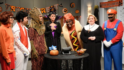 S43E3 Office Halloween Party